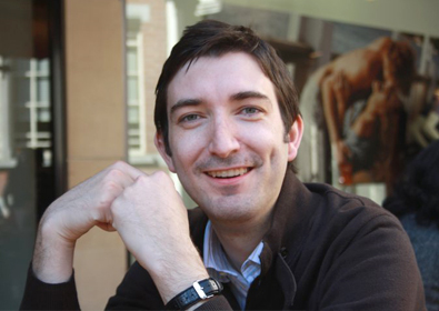 Vladimir Vucinic '04: Only by Working Jointly Can We Meet Global Challenges