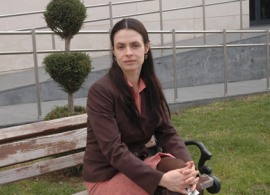 """Emilia Zankina, Professor in Political Science: """"The intellectual challenge is what I value the most in my work"""""""