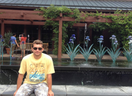 Ivan Bardarov, '13: A Slope from AUBG to Duke