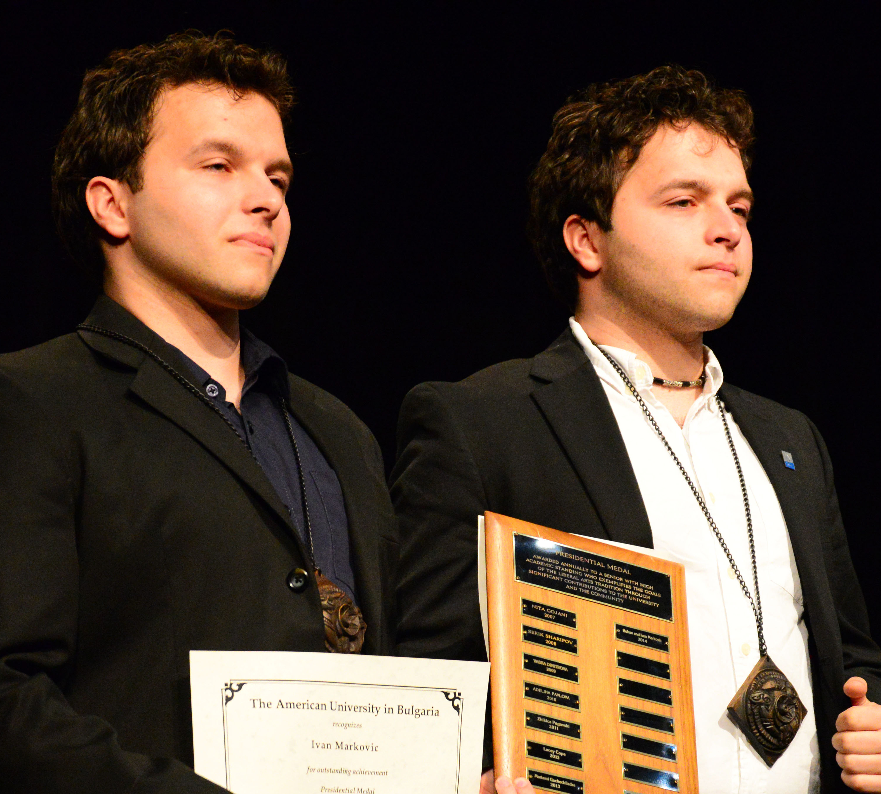 AUBG Honors Its Most Distinguished Students