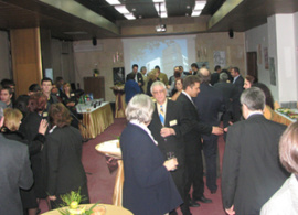 High Officials Gathered at AUBG