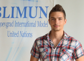 """Konstantinos Giouzakov '17: """"It is all about variety and location"""""""