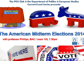 Professor Phillips Throws Light on US Midterm Elections
