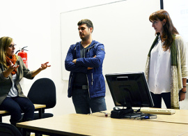AUBG Graduate Talks About Her Startup Project