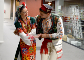 8th Language and Culture Week @ AUBG: Legends and Myths Revisited