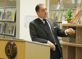 The Turkish Ambassador to Bulgaria Visits AUBG