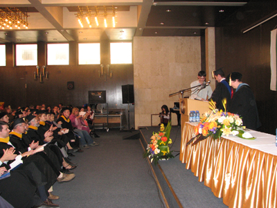 AUBG Recognizes Outstanding Students