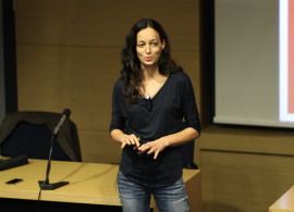 Marketing Expert Shares Useful Tips with AUBG Students
