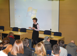 AUBG Students Give Business Advice to Start-Up Companies