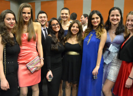 First Christmas Ball at AUBG