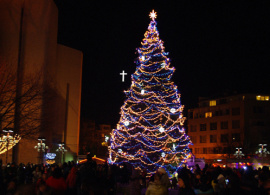 Christmas Spirit in Blagoevgrad