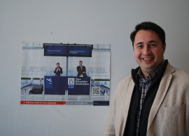 """Rossen Petkov, Director of Communications and Marketing: """"We need to be a very attractive study and work destination"""""""