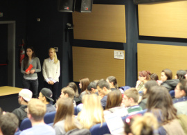 AUBG Students Reveal the Changing Landscape of the Education Industry