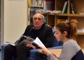 A Literary Spark in the Midst of AUBG