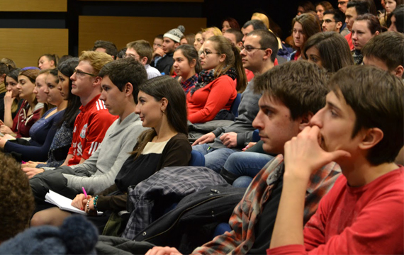 NGOs Engage AUBG Students in a Real-Life Communicatio | AUBG