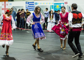 International Week 2015: Joy, Talents and Culinary Treasures