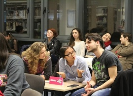 AUBG Literary Fans Compete in the Ultimate Book Lover's Challenge Vol. 2