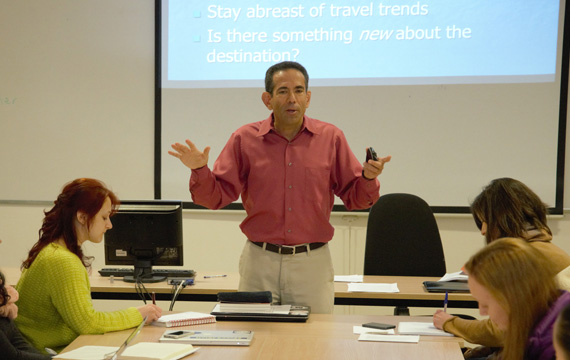 Travel Writing Class Students Published in Various Media
