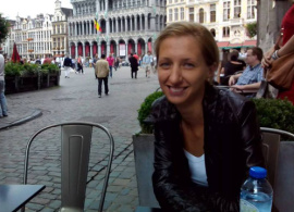 "Iliana Kostova '08: ""AUBG is more than a university, it is a life coach"""