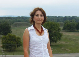 """Tchaprachikoff Scholar Daniella Gruwell ('07): """"AUBG has a great reputation not only in the Balkans but also in the United States"""""""