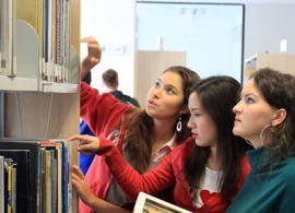 Library Orientation – Fall 2015