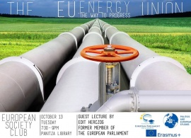 Presentation: The EU Energy Union: The way to progress