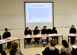 The Human Rights Doctrine at AUBG