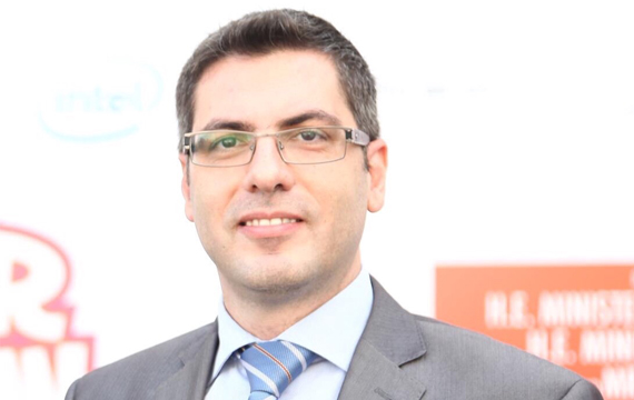 """Rami Majzoub, Executive Director for Institutional Advancement: """"Together, we can achieve great developments for AUBG"""""""