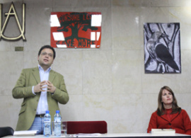 The Author of the Bestseller The Historian at AUBG