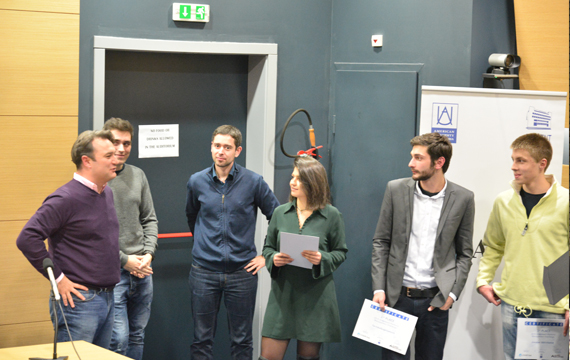 AUBG Student Teams Win 5,000 BGN in Trading Competition