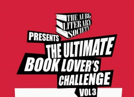 The Ultimate Book Lover's Challenge Vol. 3. Feb. 24, 2016