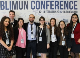 BLIMUN 2016: Classrooms Turn into Round Tables