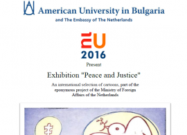 Exhibition: Peace and Justice