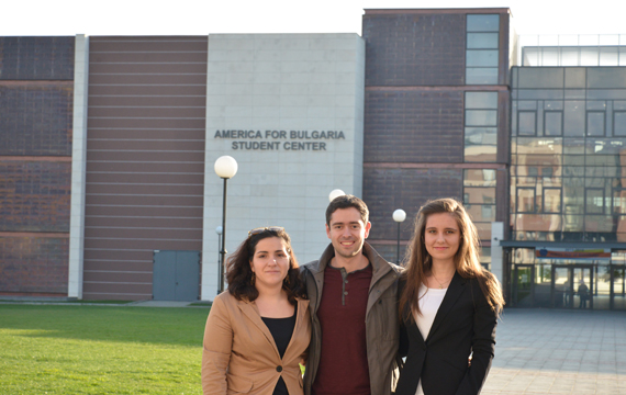 AUBG Team Wins Bulgaria's CFA Research Challenge and Goes to the Finals in Chicago
