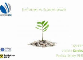 What matters: Environment vs. economic growth, by Vladimir Karolev. April 4, 2016