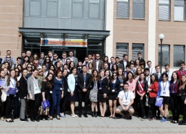 AUBG Hosts the Second Edition of Model European Union Blagoevgrad
