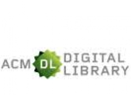 New Database Subscription - the ACM Digital Library